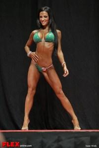 Deborah Goodman - Class B Bikini - 2013 USA Championships