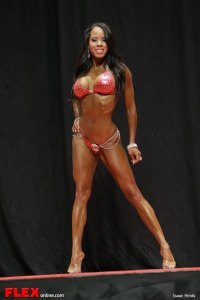 Susan Waters - Class B Bikini - 2013 USA Championships