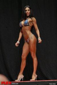 Lisette Howard - Class C Bikini - 2013 USA Championships
