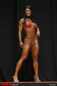 Jenee Leger - Class C Bikini - 2013 USA Championships