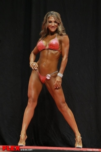 Lovey Paiva - Class C Bikini - 2013 USA Championships