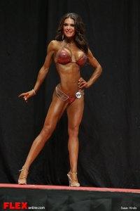 Camile Periat - Class C Bikini - 2013 USA Championships