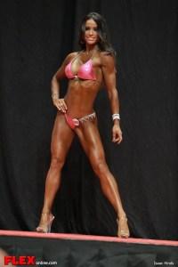 Anne-Marie Caravalho - Class D Bikini - 2013 USA Championships