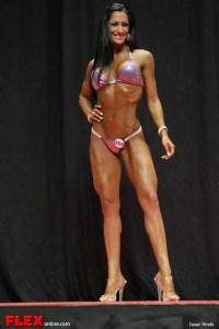 Tamara Haddad - Class D Bikini - 2013 USA Championships