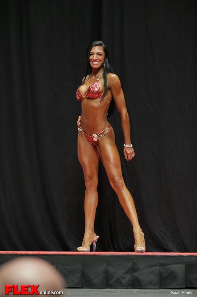 Karey Grabow - Class E Bikini - 2013 USA Championships