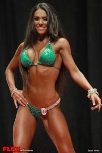 Cara Ovis - Class E Bikini - 2013 USA Championships