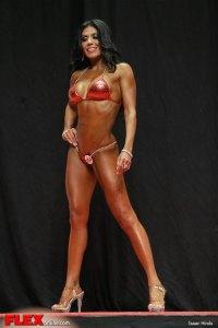 Miroslava Reese - Class E Bikini - 2013 USA Championships