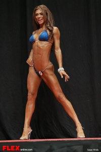 Brittany Taylor - Class E Bikini - 2013 USA Championships