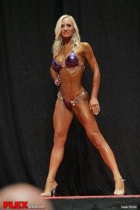 LaJean Morrow - Class F Bikini - 2013 USA Championships