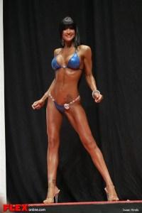 Amanda Woolery - Class F Bikini - 2013 USA Championships