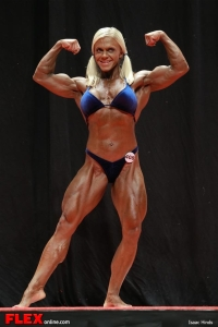 Cassie Bates - Middleweight Women - 2013 USA Championships