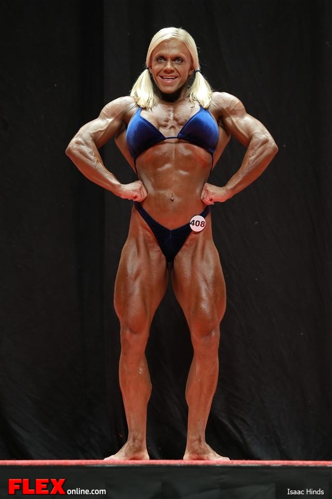 Cassie Bates - Middleweight Women - 2013 USA Championships