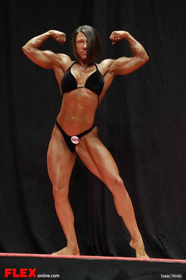 Tami Bellon - Middleweight Women - 2013 USA Championships