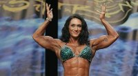2013 Chicago Pro Physique Runner Up Valerie Gangi Interview