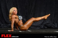 Moira McCormack - Women's Physique A +35 - 2013 North American Championships