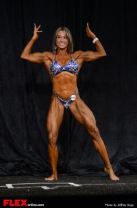 Shelly Yakimchuck - Women's Physique C Open - 2013 North American Championships