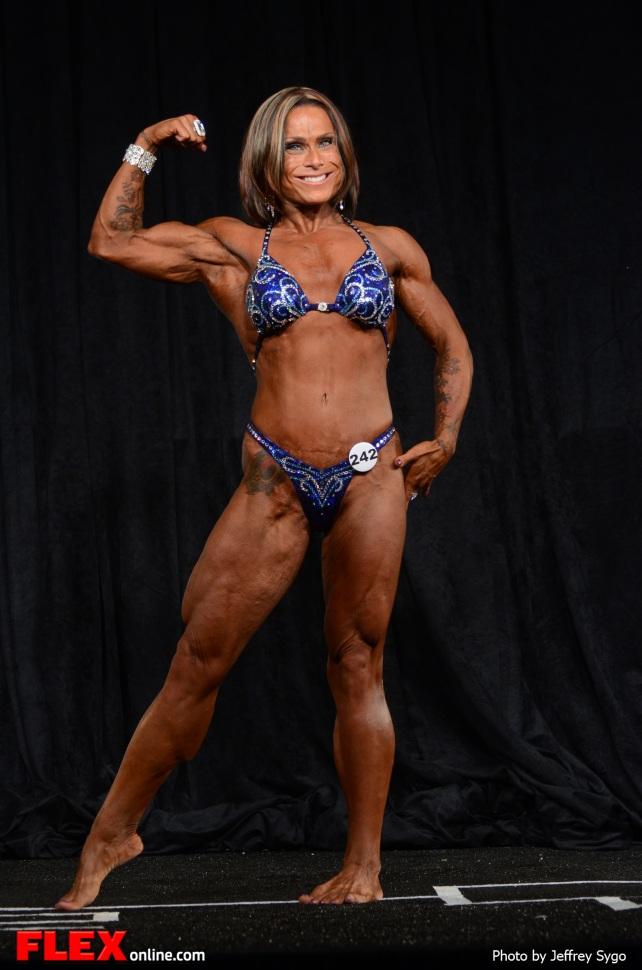 Jennifer Palazzo- Women's Physique C Open - 2013 North American Championships