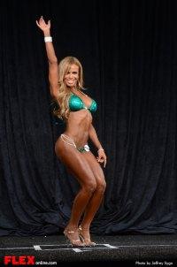 Yorkanis Francis - Bikini A Open - 2013 North American Championships