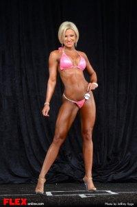 Lisa Schimkat - Bikini B Open - 2013 North American Championships