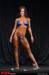 Jacquelyn Geringer - Bikini B Open - 2013 North American Championships