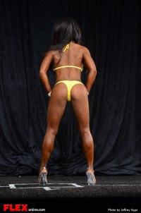 Lisa Asuncion  - Bikini B Open - 2013 North American Championships