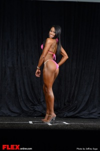 Michelle Boyden - Bikini C Open - 2013 North American Championships