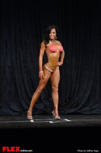 Breanne Hansman - Bikini C Open - 2013 North American Championships