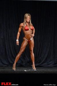 Kelly Dominick - Bikini D Open - 2013 North American Championships