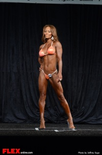 Kenea Yancey - Bikini D Open - 2013 North American Championships