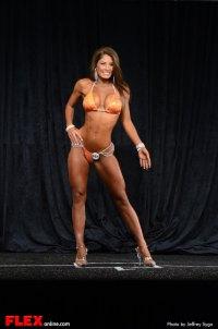Angelika Peret - Bikini D Open - 2013 North American Championships