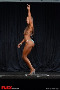 Breanna Rose - Bikini E Open - 2013 North American Championships