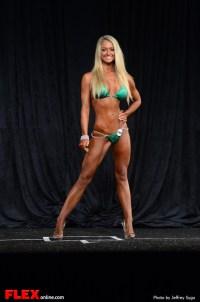 Whitney Wiser - Bikini E Open - 2013 North American Championships