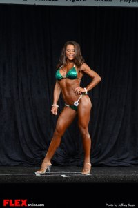 Andrea Beam - Bikini C +35  - 2013 North American Championships