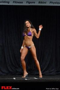 Cynthia Purcell - Bikini D +35  - 2013 North American Championships