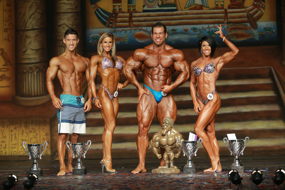 IFBB Europa Supershow Dallas 2013