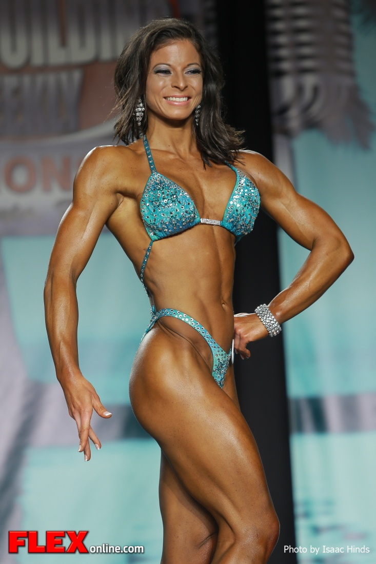 Michelle Blank - 2013 Tampa Pro - Fitness