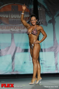 Lishia Dean - 2013 Tampa Pro - Fitness