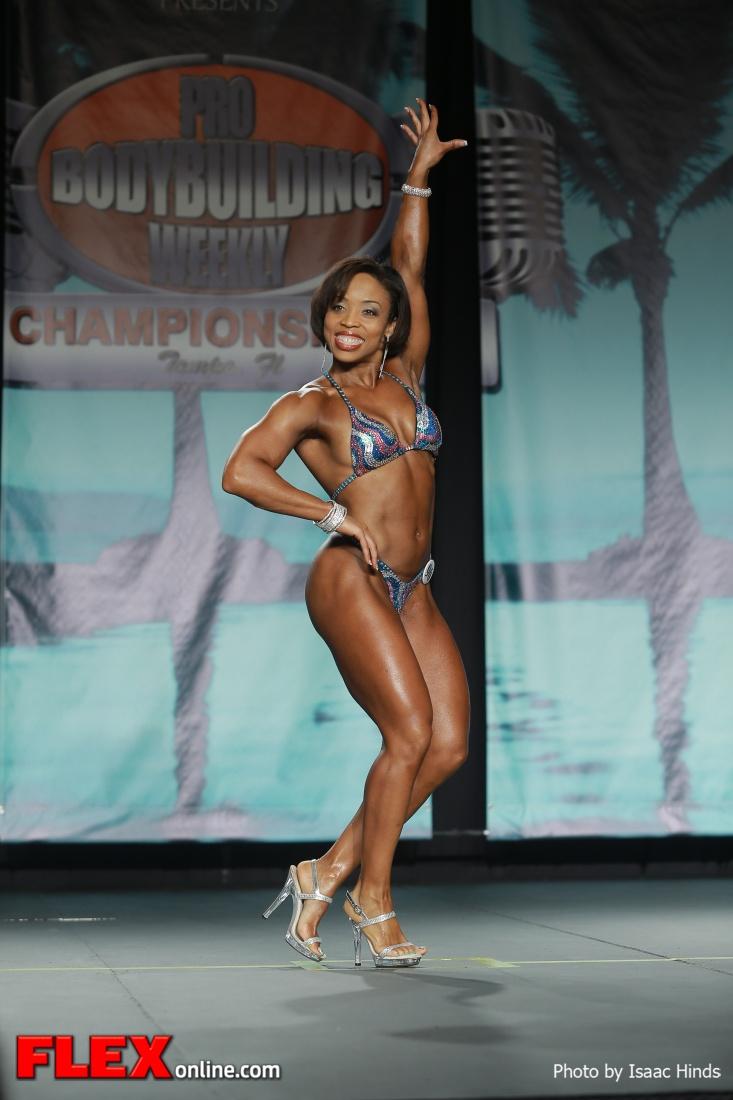 Nicole Duncan - 2013 Tampa Pro - Fitness