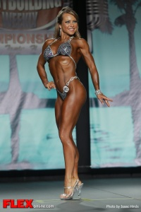 Babette Mulford - 2013 Tampa Pro - Fitness