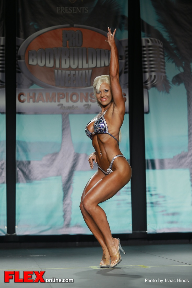 Ashley Sebera - 2013 Tampa Pro - Fitness