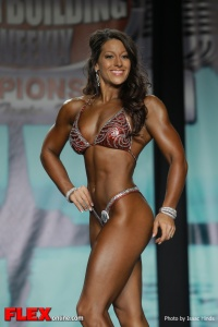 Shannon Siemer - 2013 Tampa Pro - Fitness