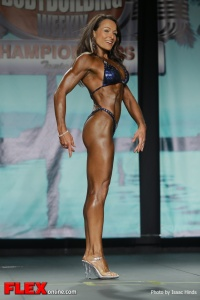 Lovena Stamatiou-Tuley - 2013 Tampa Pro - Fitness