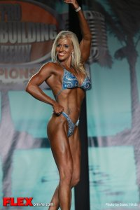 Molly Wichman - 2013 Tampa Pro - Fitness