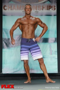 Todd Abrams - 2013 Tampa Pro - Physique