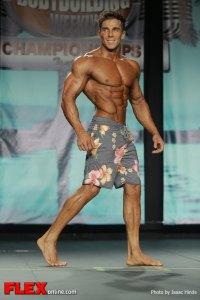 Artem Dolgin - 2013 Tampa Pro - Physique