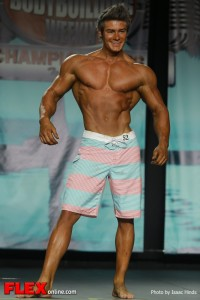 Jeff Seid - 2013 Tampa Pro - Physique