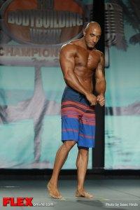 William Sullivan - 2013 Tampa Pro - Physique