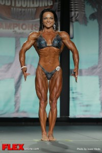 Nicole Ball - 2013 Tampa Pro - Women's Physique