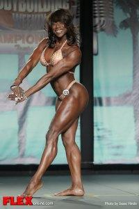 La'Drissa Bonivel - 2013 Tampa Pro - Women's Physique