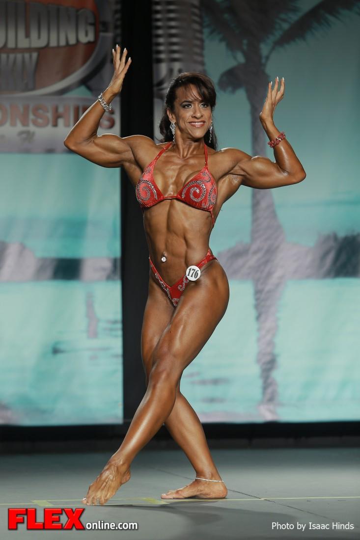Myriam Bustamante - 2013 Tampa Pro - Women's Physique